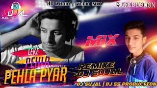 Leke Pehla Pehla Payar-(Remix)   Vicky Singh-Remix-DJ Sujal   EDM Trap Mix   New Version Mix   CID