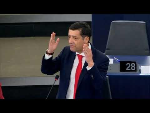Carlos Zorrinho debate com o PM sobre o futuro da Europa