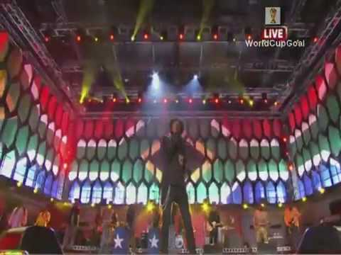 Knaan-Waving Flag-FIFA World Cup 2010