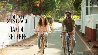 Dear Zindagi Take 4 Set Free Alia Bhatt Shah Rukh Khan