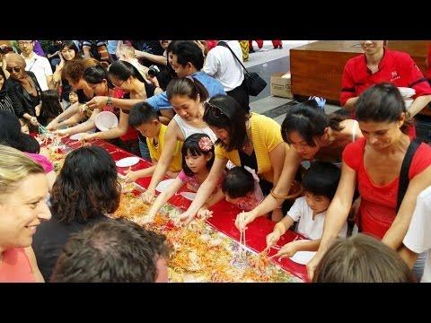 Publika CNY Celebration 2014