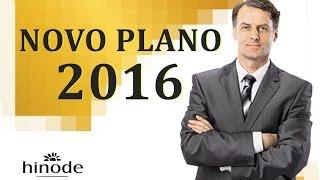 APRESENTAÇÃO COMPLETA NOVO PLANO HINODE 2016