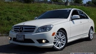 2008 Mercedes-Benz C-Class C300 4MATIC Sedan