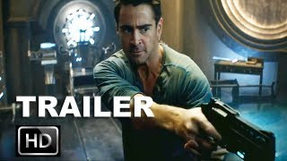 TOTAL RECALL - Official Trailer - In Theaters