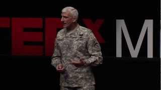 Video Obesity is a National Security Issue: Lieutenant General Mark Hertling at TEDxMidAtlantic 2012 MP3, 3GP, MP4, WEBM, AVI, FLV Juni 2019