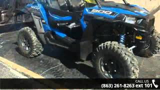 7. 2015 Polaris RZR S 900 EPS Voodoo Blue  - Sky Power Sport...