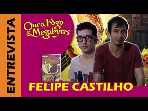 Cabine Literária Entrevista Felipe Castilho