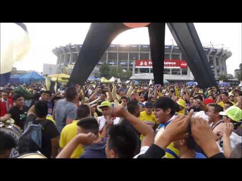 Previa del Ritual del Kaoz en la Final de Concachampions [América 1-1 Montreal] - Ritual Del Kaoz - América