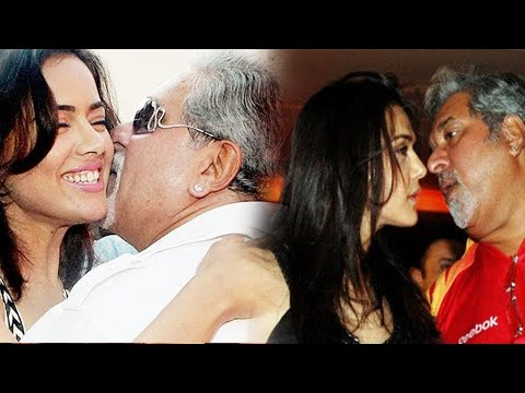 Vijay Mallya's Rare Photos With Bollywood Heroines