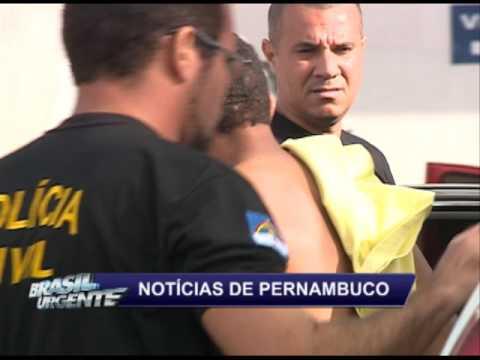Integrante de uma quadrilha de assaltos a banco em Pernambuco é preso