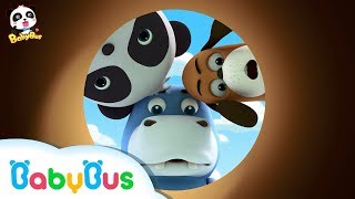 Video What's Under the Ground? | Baby Panda's Magic Bow Tie | Magical Chinese Characters | BabyBus MP3, 3GP, MP4, WEBM, AVI, FLV Maret 2018