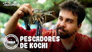 Video Pescadores de Kochi | COISAS QUE NUNCA COMI MP3, 3GP, MP4, WEBM, AVI, FLV Mei 2018