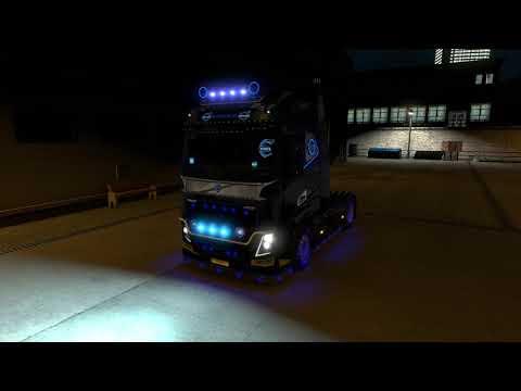 Volvo FH16 2012 Light Pack 1.38 / 1.39