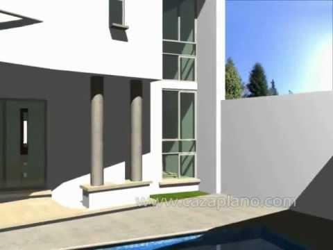 Videos casas modernas videos videos relacionados con for Casa moderna de 7 00m x 15 00m