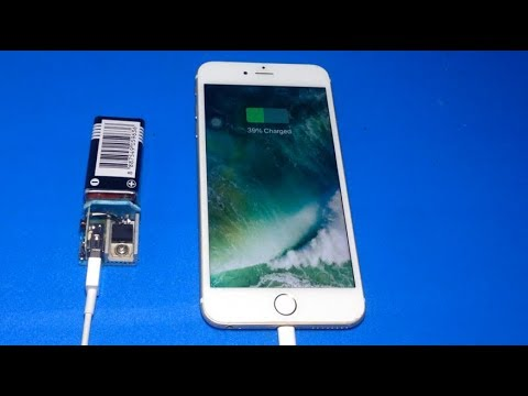 How to make powerbank from 9V battery