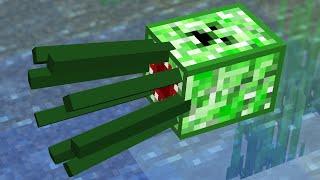 Adding 50 NEW Mob Updates in Minecraft