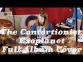 The Contortionist - Exoplanet (Full Album Drum Cover)