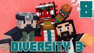 Team Canada Plays DIVERSITY 3 - EP08 (Custom Minecraft Map)