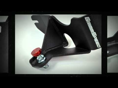 GrimmSpeed EVO Master Cylinder Brace Teaser