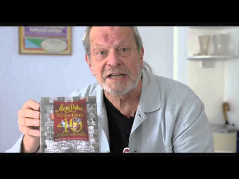 'Monty Python And The Holy Grail' 40th Anniversary Limited Edtion Box Set - Unboxing Video