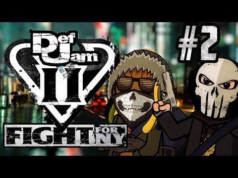 Cryme Tyme LP - Def Jam Fight For NY (Part 2)