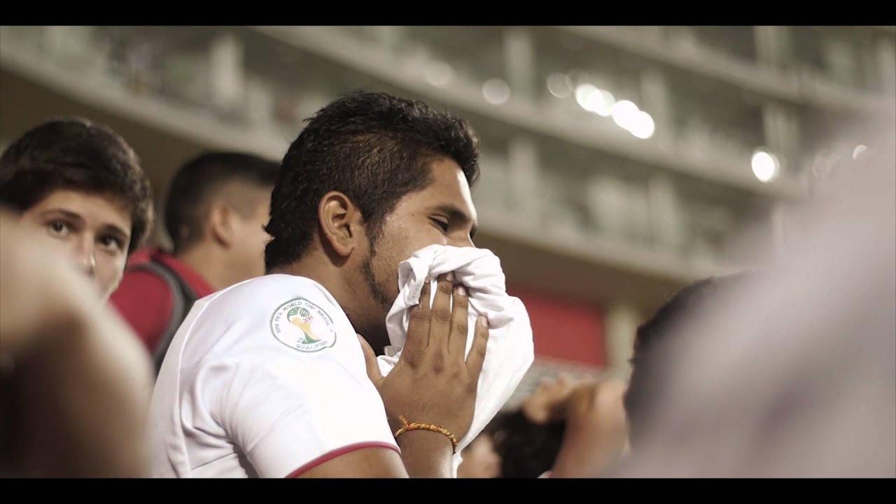 Cuando el Amor no tiene Cura  – La Blanquirroja (Copa América 2015)