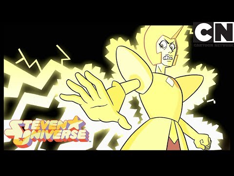 Steven Universe | The Truth of How and Why Pink Diamond Was Shattered | The Trial | Cartoon Network