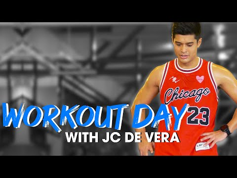 Circuit Strength, Conditioning and Endurance Training with Coach Iggy | Workout Day with JC de Vera