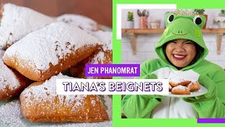 Recreating Princess Tiana's Beignets | Good Times With Jen by Tastemade