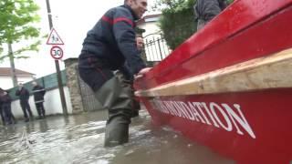 Villeneuve-Saint-Georges France  city images : Inondations à Villeneuve-Saint-Georges