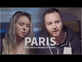 Paris - The Chainsmokers (Acoustic cover by Jake Coco & Brooke Williams) On Spotify & iTunes