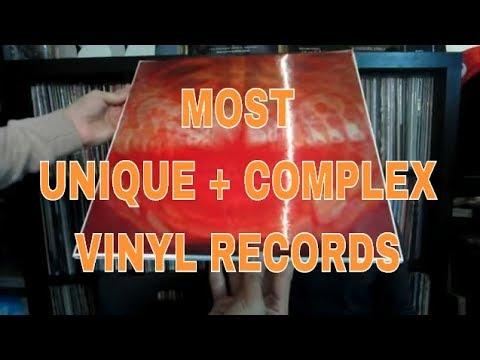 Top 5 Coolest/Most Unique Vinyl Record Packages