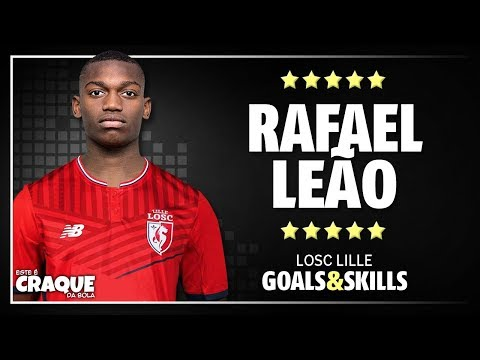 RAFAEL LEÃO ● LOSC Lille ● Goals & Skills