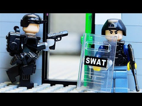 Lego City Police - SWAT New 2019