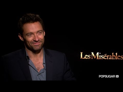 Les Miserables Featurette 'Hugh Jackman'