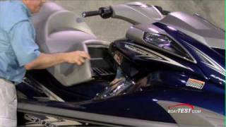 2. Yamaha FX Cruiser SHO 2010 (HQ) - By BoatTEST.com