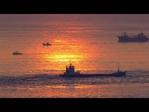 (5)交通ラッシュ 明石海峡