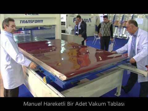 asmetal-Vakum-Membran Pres (Transform)
