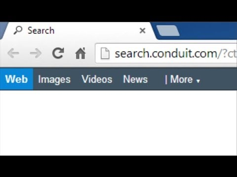 how to remove bing from chrome new tab