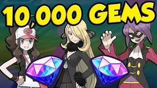 10,000 FREE GEMS If You Start Playing Pokemon Masters RIGHT NOW! by Verlisify