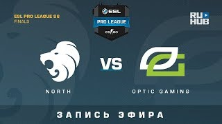 North vs OpTic Gaming - ESL Pro League Finals - de_overpass [ceh9, CrystalMay]