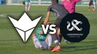 Video VINSKY FC vs UNDERGROUND FC (MATCH 1) MP3, 3GP, MP4, WEBM, AVI, FLV Oktober 2017