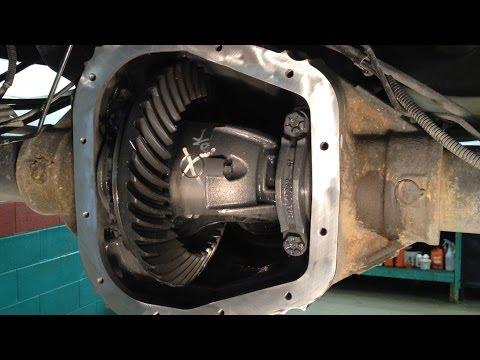 Ford Rear Axle Seal Leak Repair