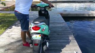 9. 2015 Buddy 125 Scooter