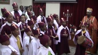 Ethiopian Orthodox English 10-21-2012