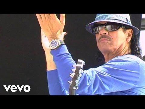 Santana - The Making Of Into The Night