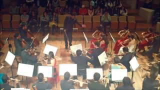 Diego Barbosa-Vásquez con la Filarmónica de Bogotá