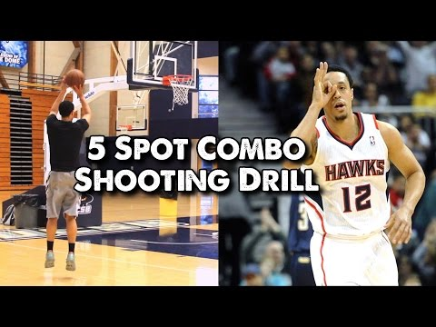 the pro - Try to beat Atlanta Hawks shooting guard John Jenkins, in this Beat the Pro NBA Shooting Challenge by Drew Hanlen of Pure Sweat Basketball. Focus on proper f...