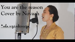 download lagu you are the reason cover