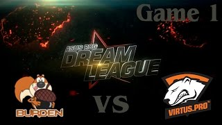 Virtus.Pro vs Burden, game 1